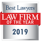 Best Lawyers | Law Firm Of The Year | 2019